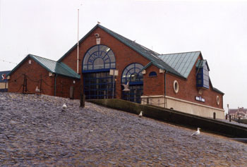 blackpool lifeboat house