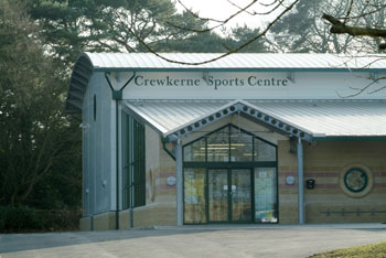 crewkerne sports centre