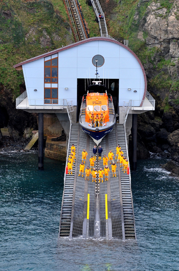 Lizard Lifeboat Station - PBWC Architects